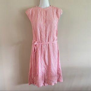 NWT Loft pink dress